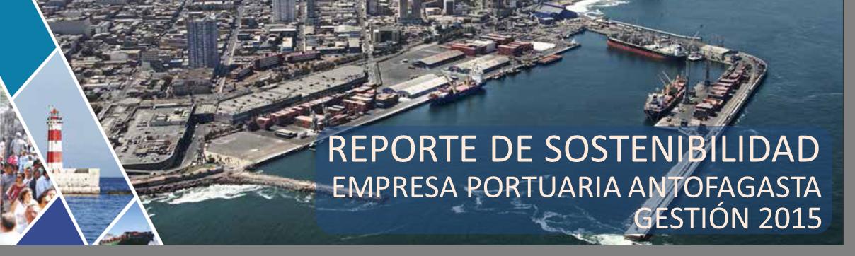 reporte sostenibilidad 2015