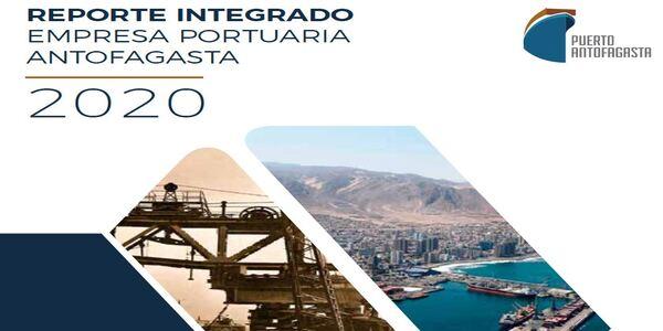 Reporte integrado 2020 puerto antofagasta
